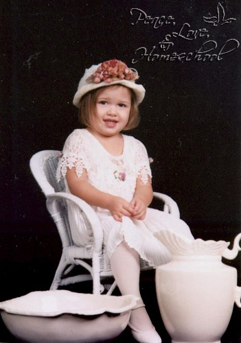 Kinderphoto Photo Shoot ~ It was so much fun! ~ I think she was 2.
