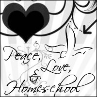 Peace, Love & Homeschool