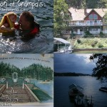 Vacation at Grampa's ~ Lake Arrowhead, CA ~ 2005