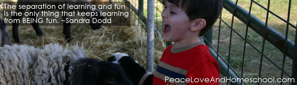 Peace, Love & Homeschool