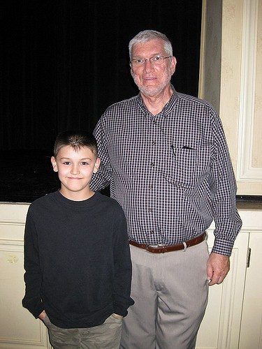 Teach Them Diligently Keynote Speaker, Ken Ham...Aja's inspiration!