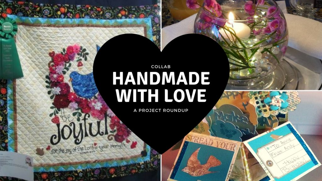 Handmade With Love | A Project Roundup